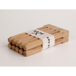 Holznägel - Eiche standard - L 240 mm