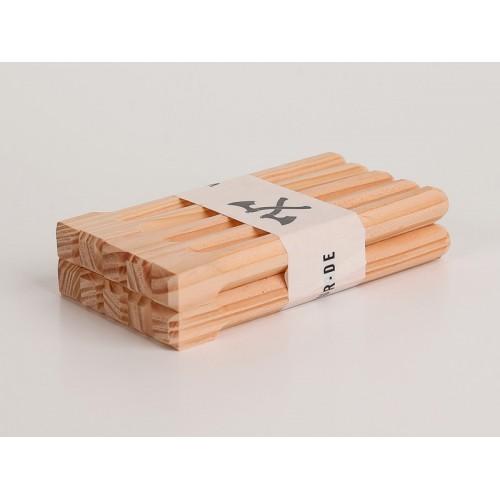 Holznägel - Lärche gefast - L 220 mm