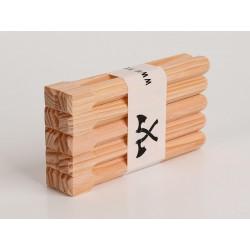 Holznägel - Lärche gefast - L 280 mm