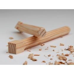 Holznägel - Lärche standard - L 180 mm