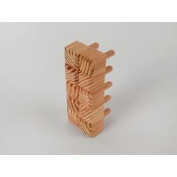 Ziernägel - Lärche gefast - 25x25x25 mm