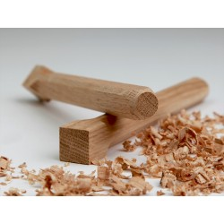 Holznägel - Eiche standard - L 160 mm