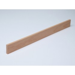 Holzleiste - Buche gehobelt - 10/25/1020 mm
