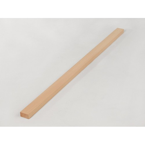 Holzleiste - Buche gehobelt - 23/45/1020 mm