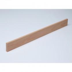 Holzleiste - Buche gehobelt - 8/25/1020 mm