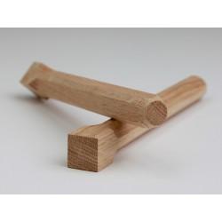 Holznägel - Eiche standard - L 200 mm